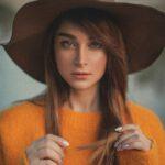 Panama hoed dames