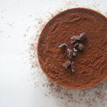 Cacaodoppenalsafdekmiddelintuinen, bordersenbloembakken